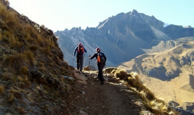 Easy 1-Day Inca Trail Hike