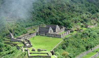 Choquequirao Trek with Pack Horses 5 Days